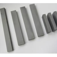 China STB Rectangular Tungsten Carbide Strips For Rotary And Form Tools Good Strength wholesale