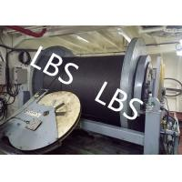 China Electric / Hydraulic Anchor Windlass And Mooring Winch Wire Rope Sling Type wholesale