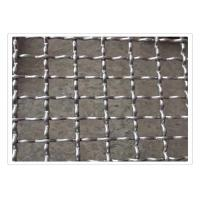 China High Temperature Resistant Stainless Steel Wire Mesh With Crimped Wire Mesh wholesale