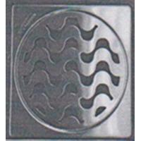 China Export Europe America Stainless Steel Floor Drain Cover7 With Square (94.3mm*94.3mm*3mm) wholesale