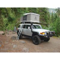 China Pop Up Auto Hard Shell Truck Tent Air Permeable For Travel Hiking Camping wholesale