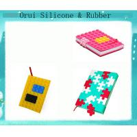China A5 and A6 washable  silicone fashion block cover for notebook wholesale