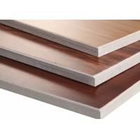 China Lightweight Wood Look Fiber Cement Siding Panels , Fibrous Cement Sheeting Perforated wholesale