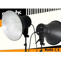 China Daylight 600 150W Continuous Fluorescent Portrait Photography Lighting Video Set wholesale