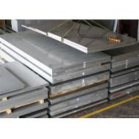 China Mill Finish ASTM 6061 T6 Aluminium Sheet 1000mm * 2000mm Flat 6061 Aluminum Plate wholesale