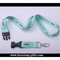 China high quality 20*900mm no minimium order sublimation lanyard with ID card holder wholesale