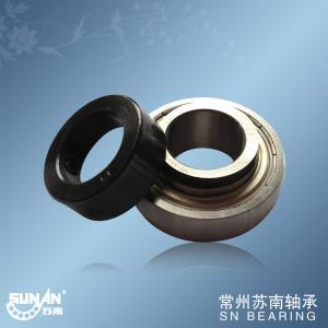 China High Efficient 1 1/8 Ball Bearing , Insert Bearings With Eccentric Bushing SA206-18 wholesale