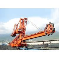 China 2000t/H BW Stacker And Reclaimer Machine For Coal Mining In Port Material Handling wholesale