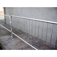 China Bridge Foot Crowd Control Barriers wholesale