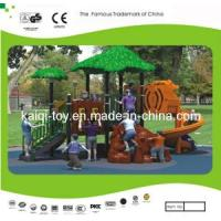 China New Design Jungle Series Outdoor Playground Equipment (KQ10022A) wholesale