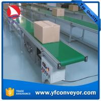 China Hot Selling Aluminum Working Tables Assembly Line Belt Conveyor on sale