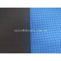 China Heat Resistant SBR Neoprene Rubber Sheet Coated Stretch Polyester Nylon Fabric wholesale