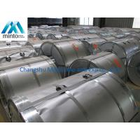 China Q195 Q235 ASTM A792M Hot Rolled Steel Coil Mini Spangle 50 - 150 G Al Zinc wholesale