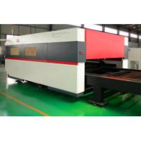 China 120 M / Min Metal CNC Cutting Machine For Electrical Equipment / Kitchen / Elevator on sale