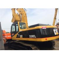 China New arrival secondhand excavator CAT 320CL 21 ton & 1m3 excellent condition crawler excavator wholesale