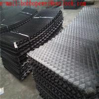 China Light weight 3x6 5x10 expanded wire mesh/electro-galvanized expanded metal lath exporter with great price wholesale