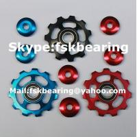 China C0 / C3 Hybrid Ceramic Bearings For Bicycle , High Precision wholesale
