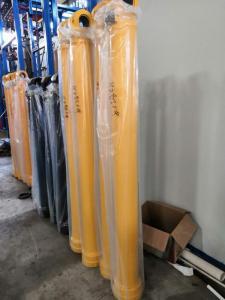 China HD820 arm hydraulic cylinder tube  Kato excavator spare parts wholesale