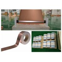 China High Precision Ultra Thin Copper Foil Under 0.025um Roughness SGS Approval wholesale
