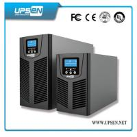 China 24VDC to 220VAC Uninterrupted Power Supply , Solar Online UPS Power with PV Input wholesale
