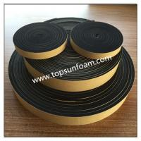 Quality Closed cell EPDM Foam Open cell EPDM foam tape for Sealing for Automotive with length 10m for sale