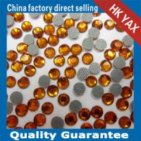 China lead free transfer beads topaz color on sale