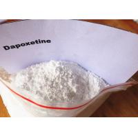 China Dapoxetine CAS No.119356-77-3 Male Enhancement Steroids  White Crystalline Powder wholesale
