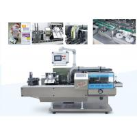 Wholesale New ConditionPharmaceutical Automatic Blister Cartoning Machine With PLC from china suppliers