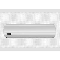 Quality Latest S6 Aluminum Series Centrifugal Type Air Curtain With Remote Control for sale