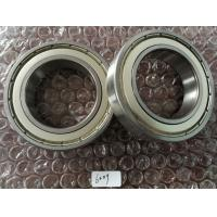 China ZZ And 2RS Types Automobile Ball Bearings , Auto Wheel Bearings Steel Cages on sale