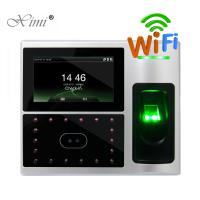 China USB Face Recognition Attendance System 193 * 165 * 112.5 Mm Dimension wholesale