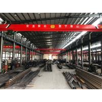 Buy cheap Heavy Loads / Wide Span Double Girder Overhead Electric Cranes For Warehouse from wholesalers