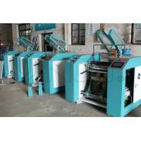 China Semi Auto Slitting And Rewinding Machine , Roll Rewinding Machine 3kw wholesale