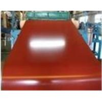 China DX51D+AZ PPGL Coil Painted Painted Steel Coil Customized For Metal Tile wholesale