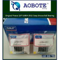 China Sweden SKF 61804-2RS1 Deep Groove Ball Bearing 20mm X 32mm X 7mm wholesale