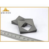 China Good Performance Tungsten Carbide Wear Parts Fine Grain Size High Rigidity wholesale