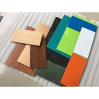 China Anti - Toxicity ACP Composite Panel / Recyclable Composite Building Materials  wholesale