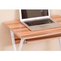 China Mini Desktop Computer Desk , Modern Simple Home Space Desk For Notebook / One Machine wholesale
