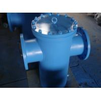China T Type ASME Strainer Bolted or Threaded Cover CS SS Hastelloy Inconel Monel Alloy20 wholesale