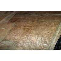 China Exotic Ash Burl Wood Veneer Sheets 0.5mm Wood Veneer Paneling wholesale
