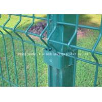China Garden Decorative Triangle Fence Panel Waterproof Corrosion Resistance wholesale