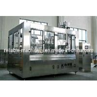 China 3 in 1 Carbonated Beverage Drink Filling Line CGFD Series wholesale