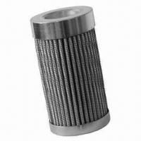 China Hydraulic Oil Filter Cartridge, Suitable for Lubrication System wholesale