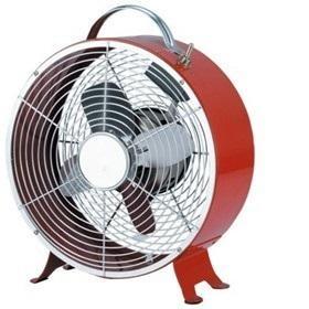 """China Electric Fan / 10"""" Metal Retro Fan (Clock Fan) wholesale"""
