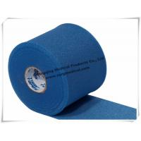 China Comfortable Sports Pre Wrap Tape / Foam Underwrap Tape Bandage Easytear on sale