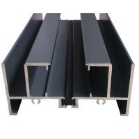 China Aluminum 6063 Curtain Walling Systems For Residential Buildings wholesale