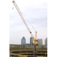 China Tower Crane Equipment For Construction Material 10 Ton Max Lifting Load 192m Max Lifting Height wholesale