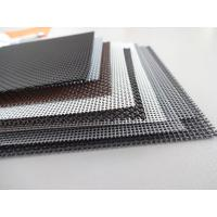 China Hot sale 12mesh*0.8mm sliding security screen for aluminum window screening on sale