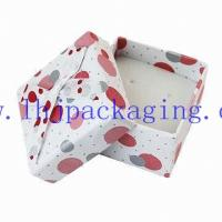 China paper  box with foam wholesale