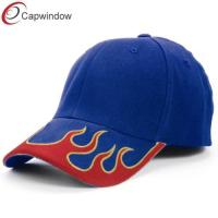 China Youth Sports Adjustable Baseball Caps Cotton Ultra Fit One Monochromatic Brim wholesale